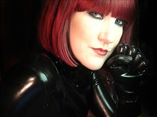 latex domina livecam